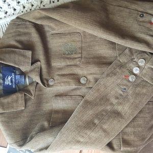 Boy's Authentic burberry jacket/blazer
